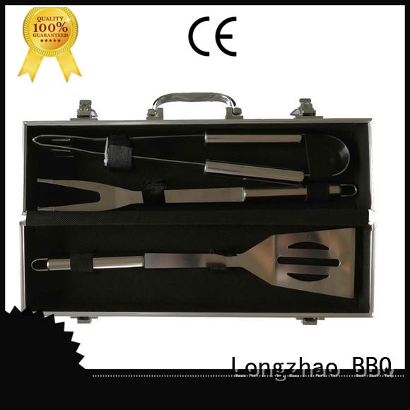 folding grilling tool set hot-sale for outdoor camping