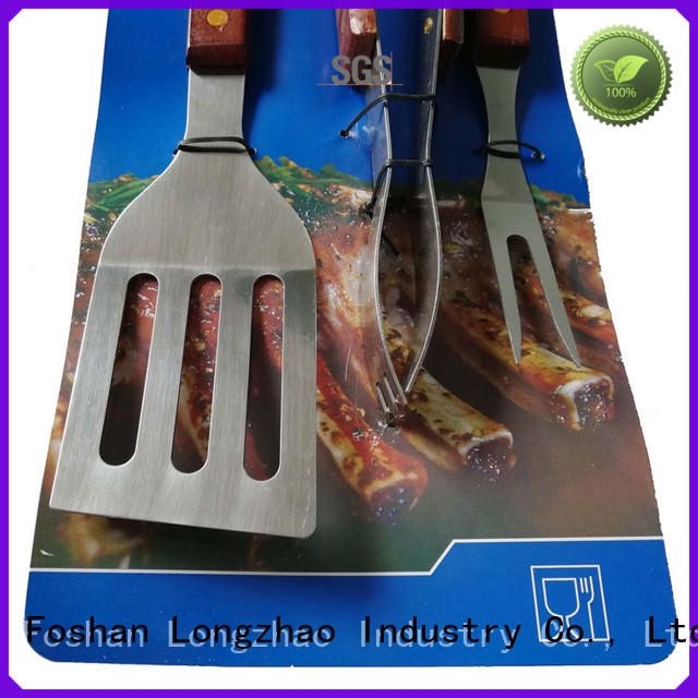 box barbecue tool set factory price for gatherings Longzhao BBQ