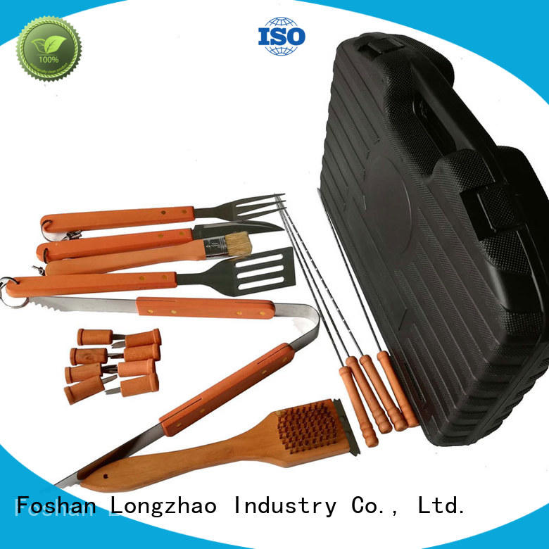 Longzhao BBQ high quality equipment for grilling custom for barbecue