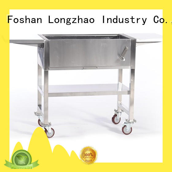 Longzhao BBQ light-weight charcoal bbq grill sale bulk supply for barbecue
