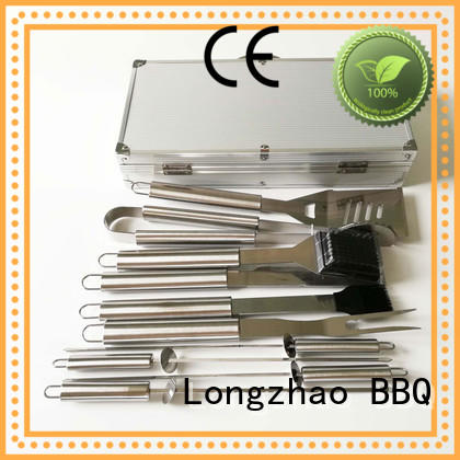 folding accessories for grilling fish inquire now for charcoal grill Longzhao BBQ