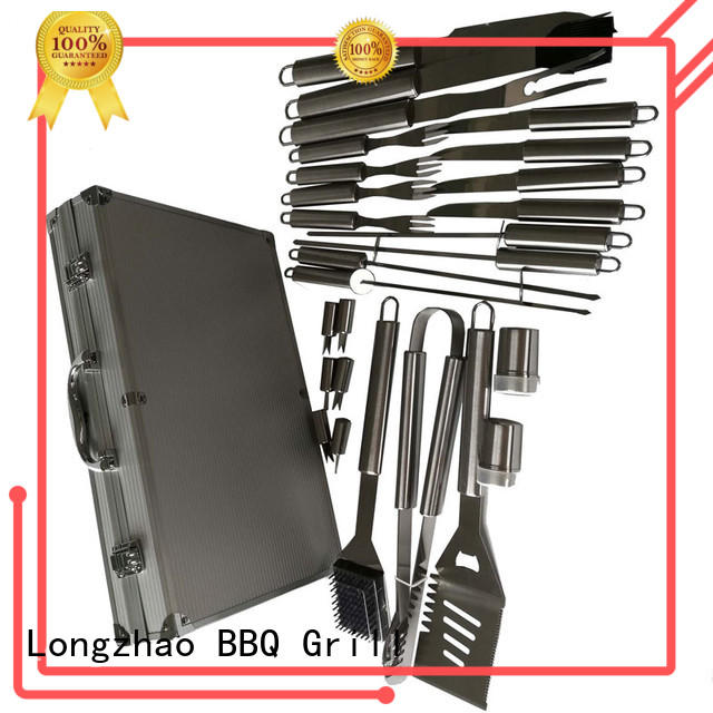 portable grilling equipment custom for charcoal grill
