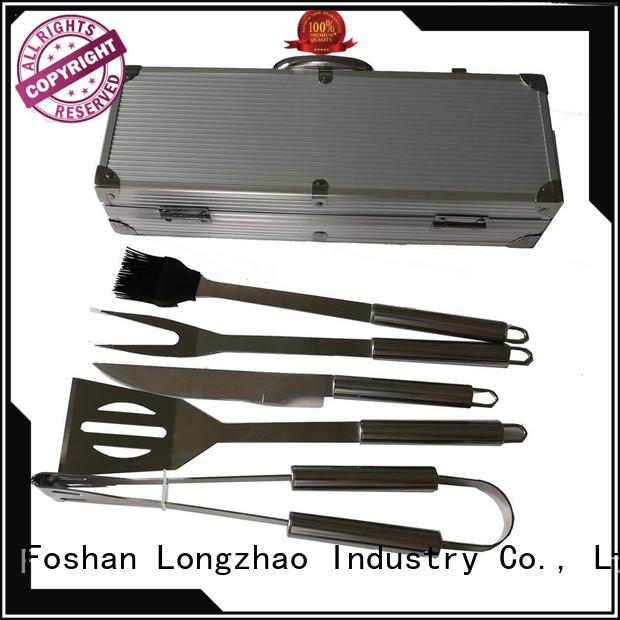 Longzhao BBQ portable grill basket best by bulk for gatherings