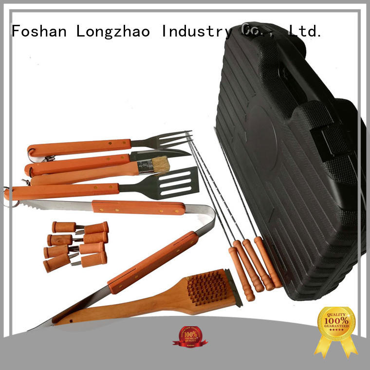 manufacturer direct selling gas bbq grill basket eco-friendly Longzhao BBQ