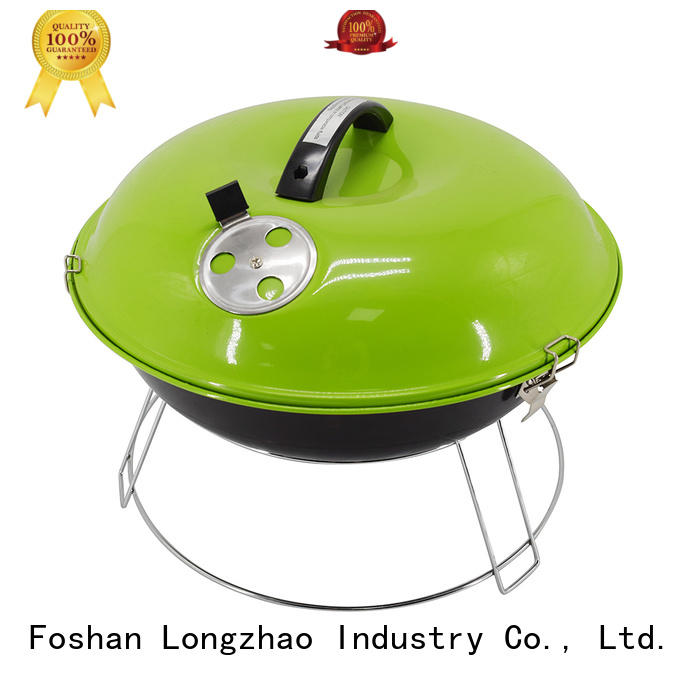 burning best bbq grill stove for barbecue Longzhao BBQ