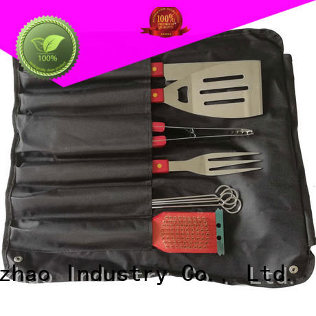 folding grill tools set custom for charcoal grill