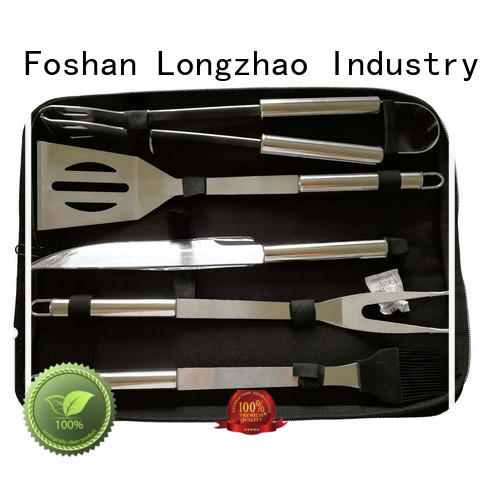 cardboard bbq grill tool set box for gas grill Longzhao BBQ