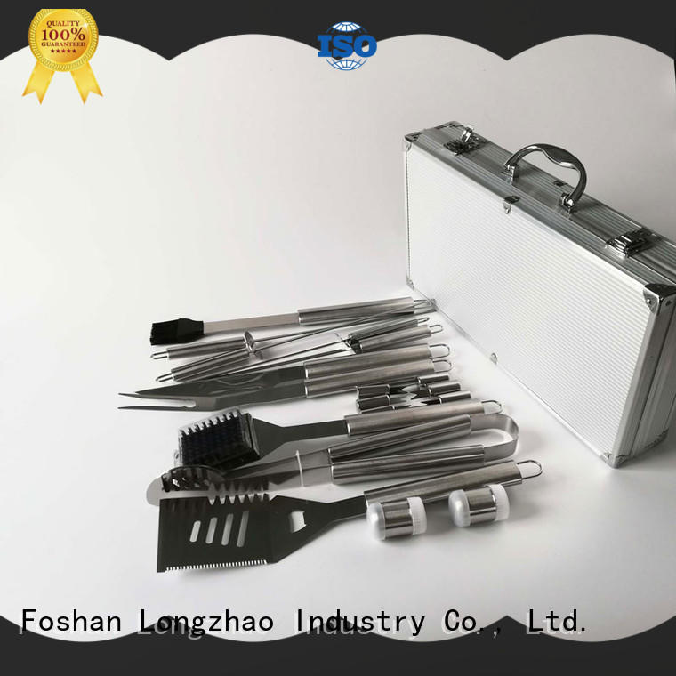 folding grillbasket cardboard for outdoor camping Longzhao BBQ