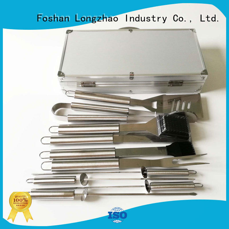 Longzhao BBQ bbq kit hot-sale for charcoal grill
