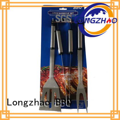 stainless steel bbq grill tool set factory price for gatherings