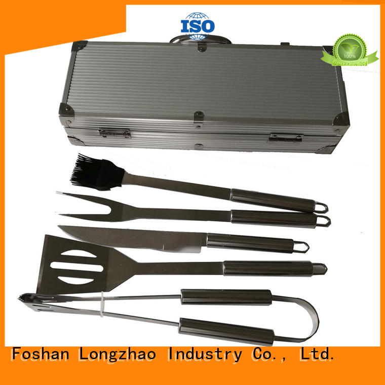 bbq fish grill basket oxford for gas grill Longzhao BBQ