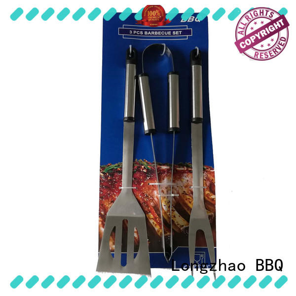 Longzhao BBQ heat resistance barbecue accessories best price for gatherings