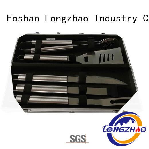 Longzhao BBQ barbecue tool set custom