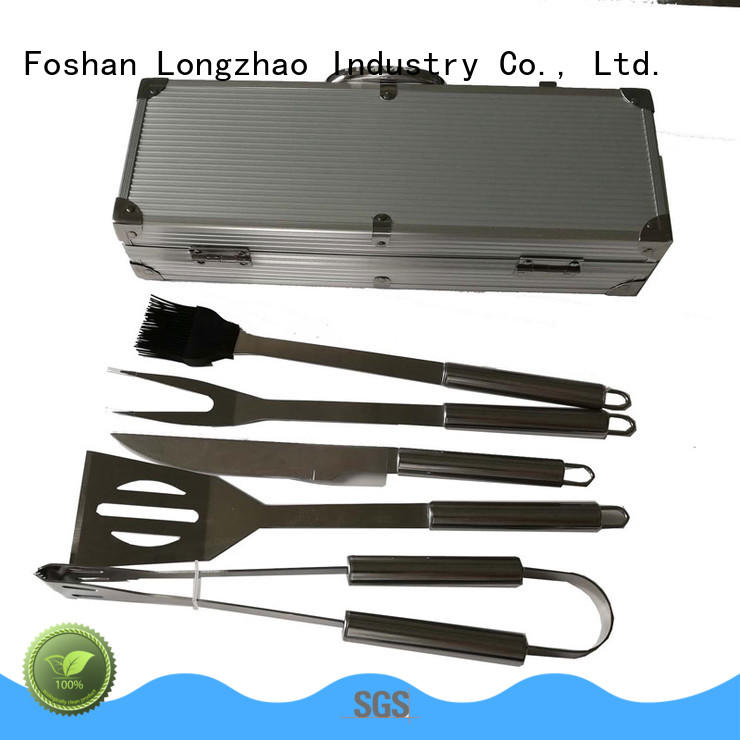 plastic bbq grill basket best quality for outdoor camping Longzhao BBQ