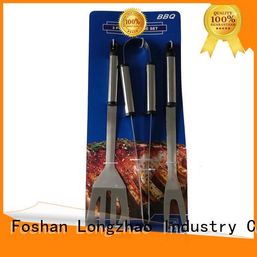 Longzhao BBQ high quality bbq fish basket pvc for gatherings