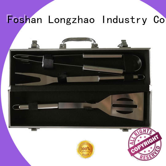 Longzhao BBQ heat resistance bbq grill basket inquire now for gatherings