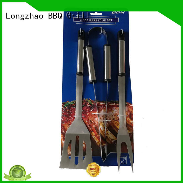 folding grillbasket pvc for gatherings Longzhao BBQ
