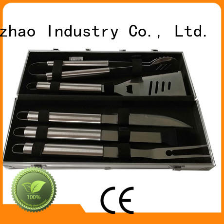 Longzhao BBQ easily cleaned barbecue accessories best price for gatherings