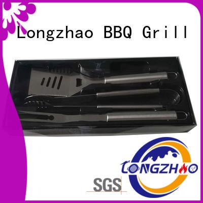 Longzhao BBQ folding grilling tool set hot-sale