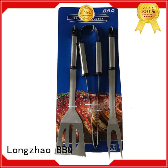 hot sale grill bbq grill basket side Longzhao BBQ Brand company