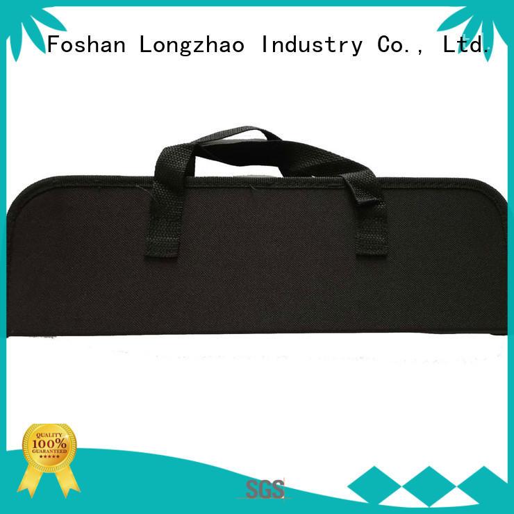 Quality Longzhao BBQ Brand folding grillbasket portable hot sale