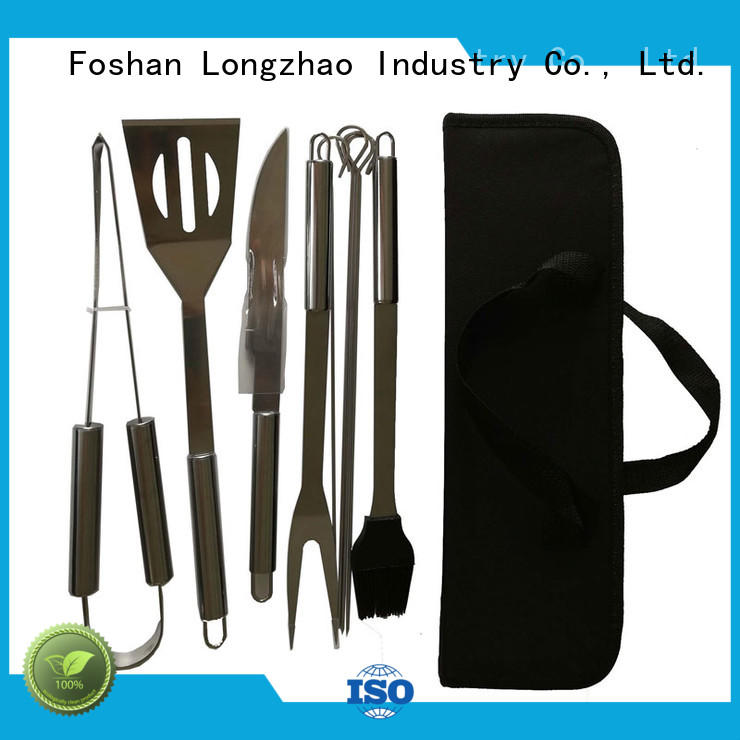 Longzhao BBQ barbecue accessories hot-sale for outdoor camping