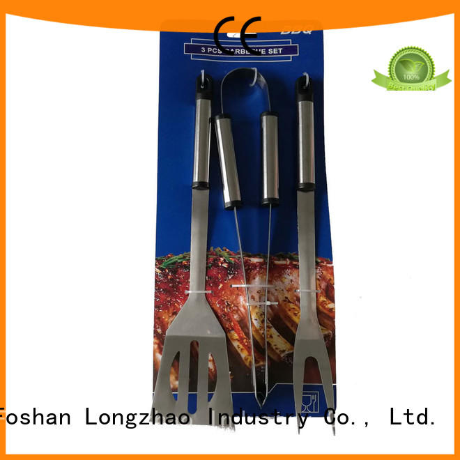 Hot manufacturer direct selling folding grillbasket grill Longzhao BBQ Brand