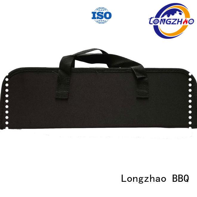 portable gas hot sale liquid gas grill side Longzhao BBQ Brand