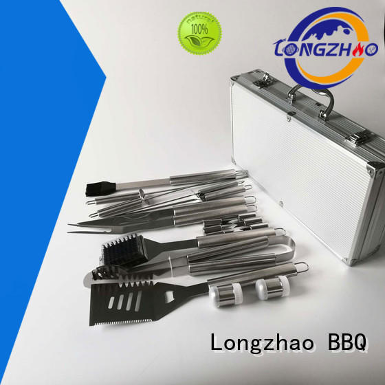 gas grill OEM liquid gas grill Longzhao BBQ