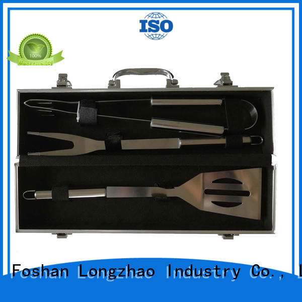 folding grillbasket tables hot sale manufacturer direct selling Longzhao BBQ Brand company
