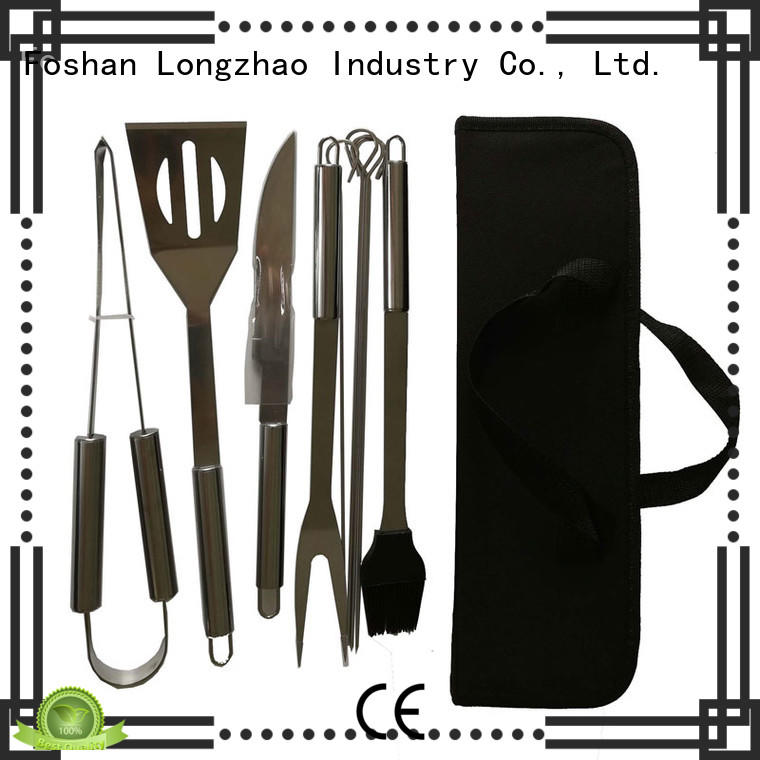 Longzhao BBQ barbecue accessories best price for gatherings
