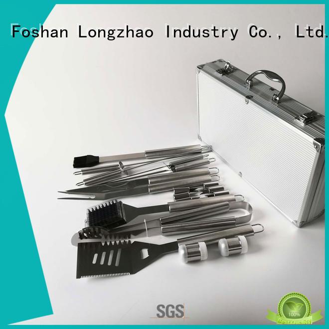 plastic folding grillbasket cardboard Longzhao BBQ