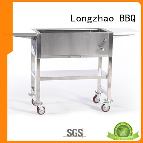 Longzhao BBQ bbq charcoal grills bulk supply for camping