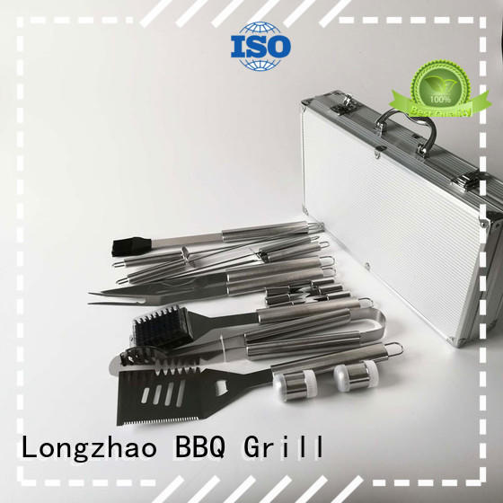 Longzhao BBQ Brand hot selling low price bbq grill basket manufacture