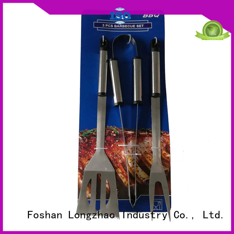 Longzhao BBQ plastic grill basket fish recipe free sample for gatherings