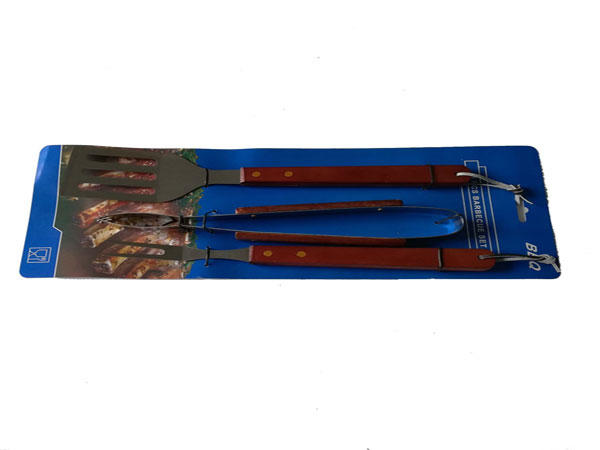Longzhao BBQ grilling utensil sets hot-sale for gatherings-3