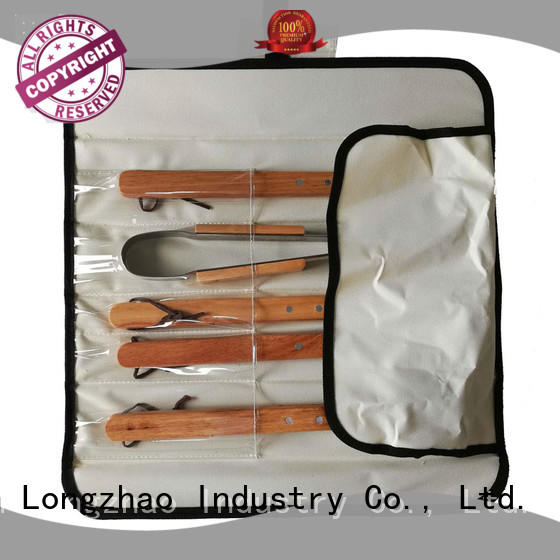 Longzhao BBQ easily cleaned bbqgrill accessories custom for gatherings