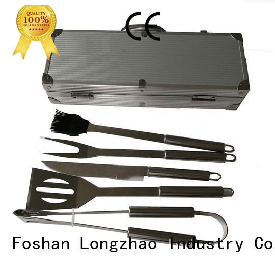 Longzhao BBQ folding best grill accessories hot-sale