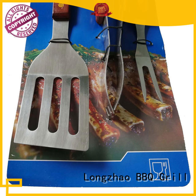 Longzhao BBQ grill tool sets hot-sale