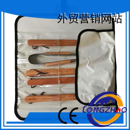 folding grillbasket wholesale factory direct Longzhao BBQ Brand company