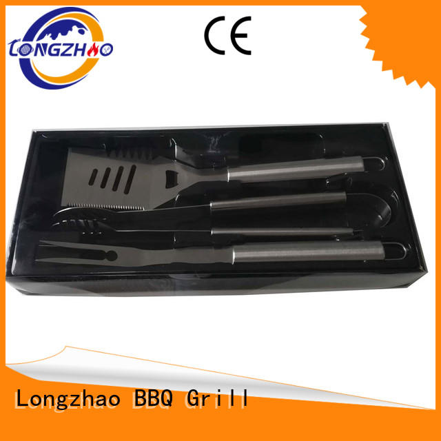 bbq grill basket cardboard for barbecue Longzhao BBQ