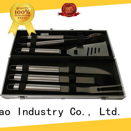 low price barbecue tool set free sample for gas grill