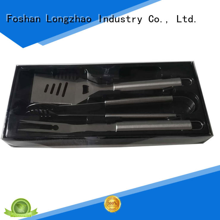 bag barbecue tool set inquire now for gas grill Longzhao BBQ