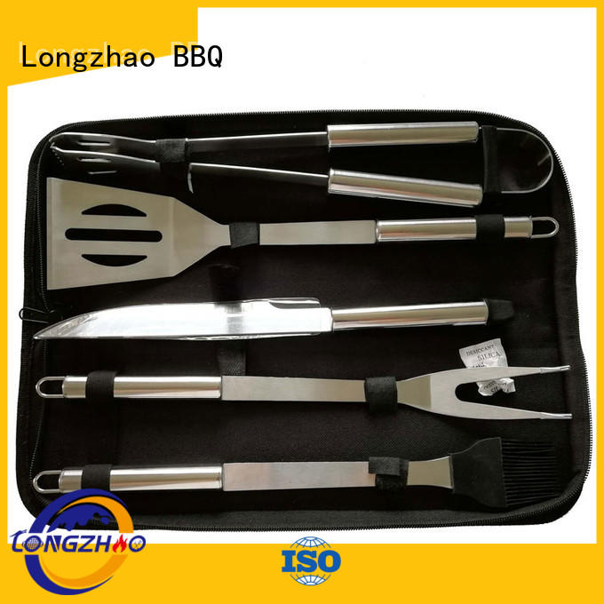 high quality factory direct bbq grill basket Longzhao BBQ Brand