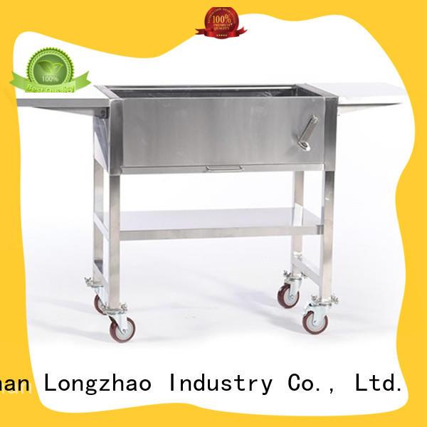 Longzhao BBQ charcoal bbq pits bulk supply for outdoor bbq