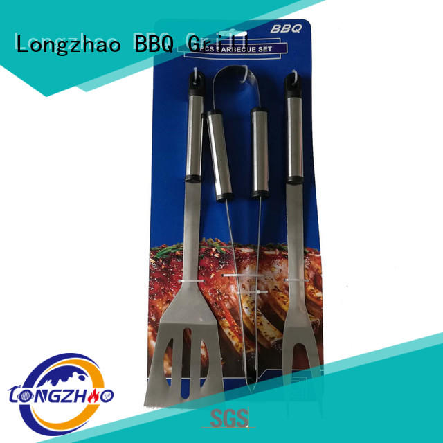 Longzhao BBQ easily cleaned grilling equipment best price
