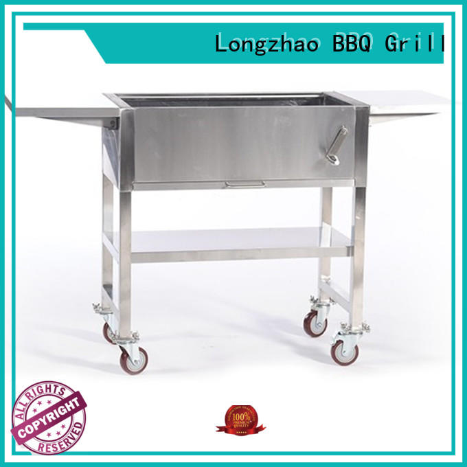 Longzhao BBQ stove best charcoal grill heating for outdoor bbq