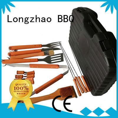 Longzhao BBQ bbq tool set hot-sale