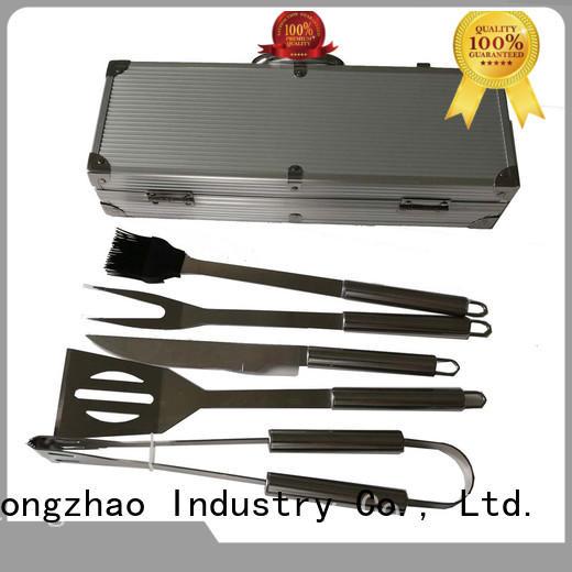 Hot folding grillbasket outdoor Longzhao BBQ Brand
