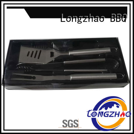 box bbq grill tool set order now for gatherings Longzhao BBQ